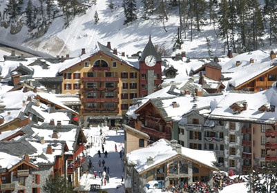 Looking around for a ski holiday this year ..Les Arcs 1950 looks beautiful!