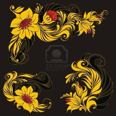 6856872-floral-ornament-in-traditional-russian-style.jpg 400×400 pixels