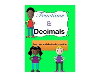 What are some tips for math practice with fractions?