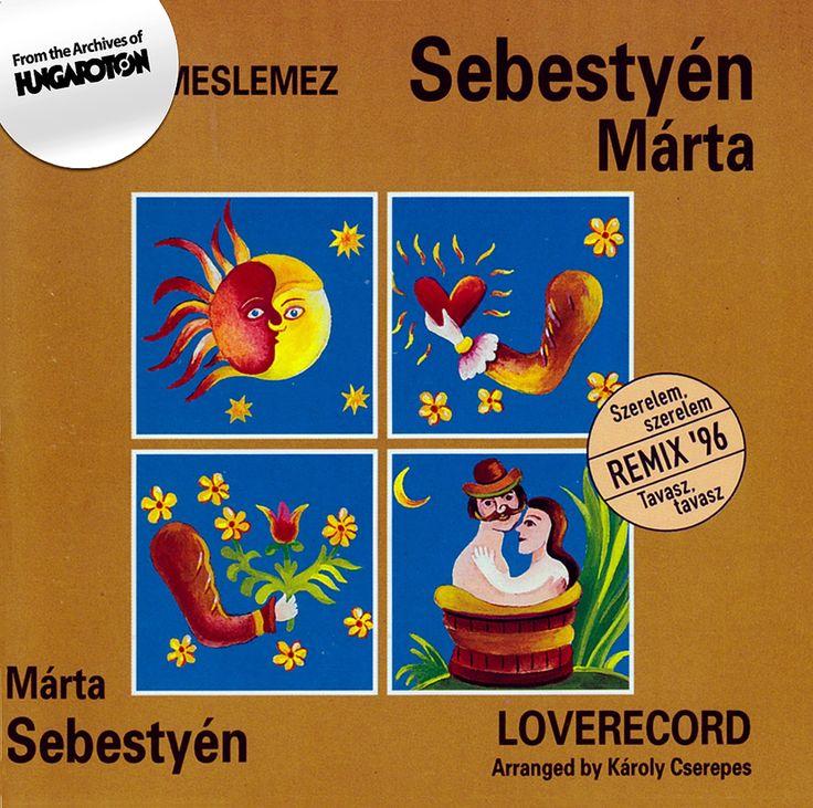 Marta Sebestyen - Loverecord, Black