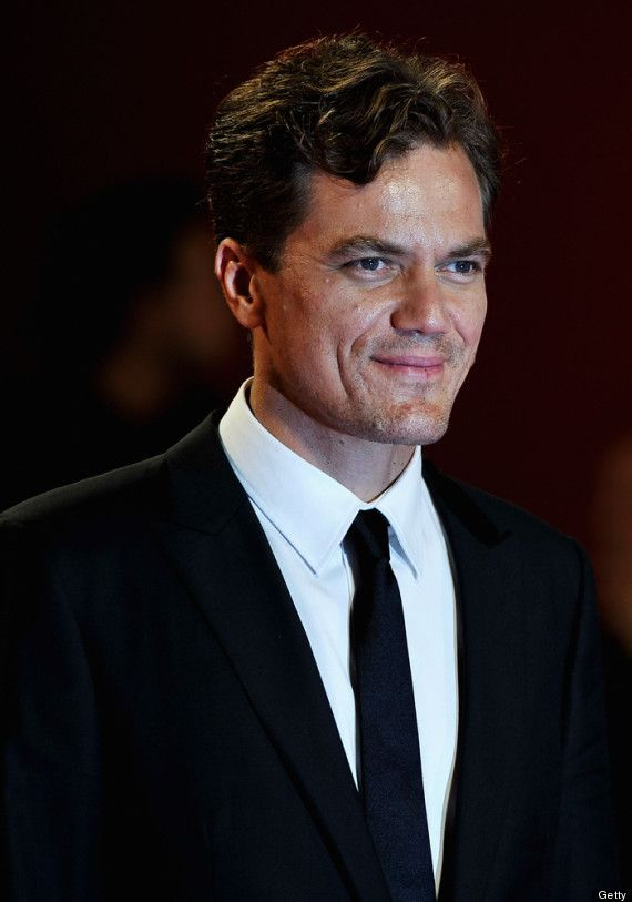 Michael Shannon. This guy can creep you out to the max, but that only goes to prove what a terrific actor he is. He's the furthest thing from that in real life. His star is on the rise.