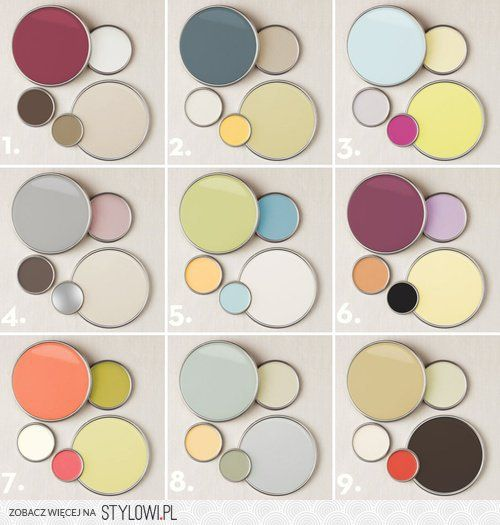 lovely colour combinations for 'what to wear' inspiration