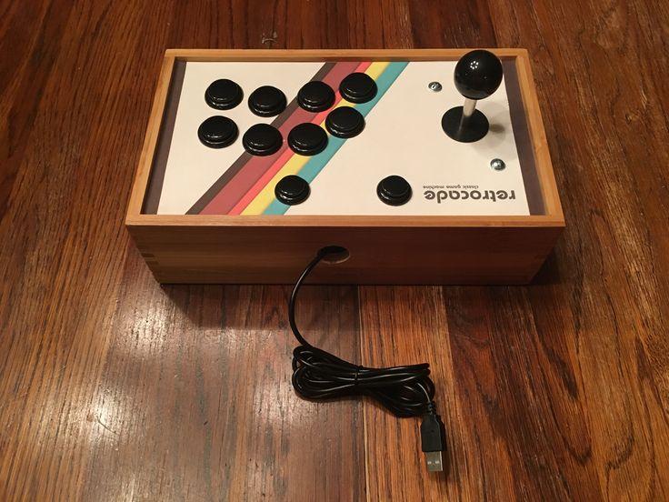 borne arcade arduino