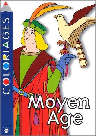 Coloriages Moyen Age
