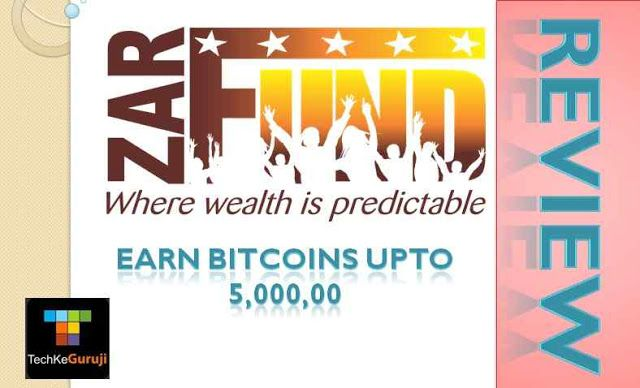Just in: ZarFund: Review, Joining and Earning Bitcoin Best Method - How Does ZarFund Work  #zarfund #makemoneyonline #money #earnmoney