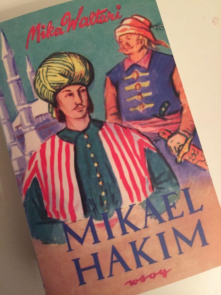 Mika Waltari: Mikael Hakim