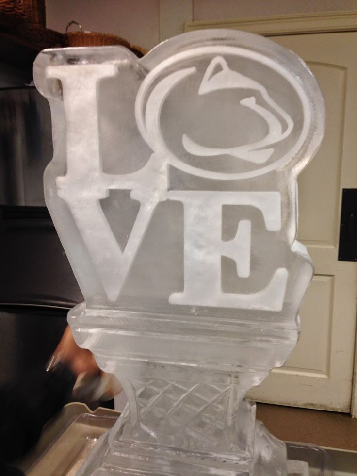 Wediquette and Parties: We Are...Getting Married- Penn State Wedding Ideas, Ice Sculptures & More!