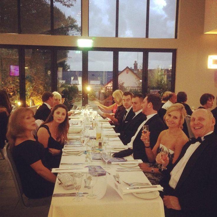 team fbm at the Pembrokeshire Tourism Awards