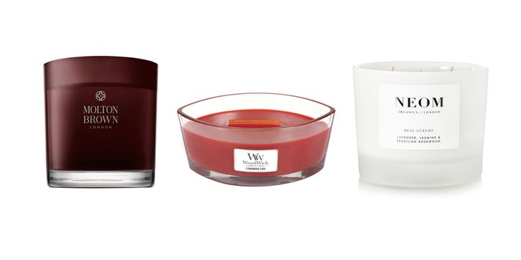 Warm up with autumn's best candles and fragrances.