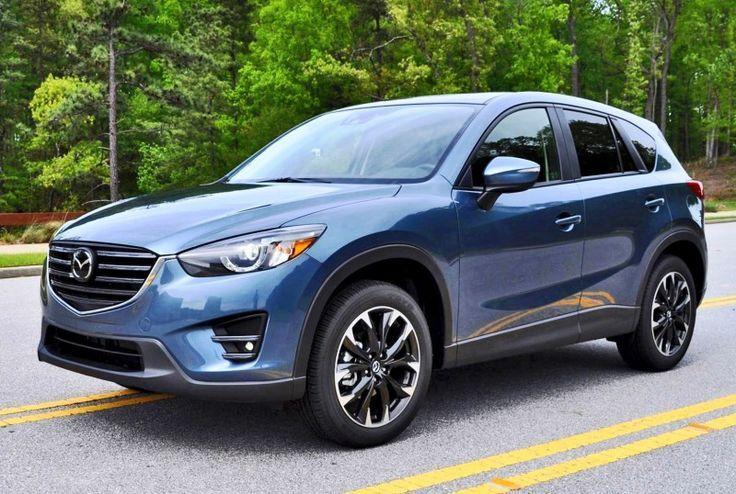 Russ Darrow Mazda >> Cool Mazda 2017: Best of Awards – 2016 Mazda CX-5 GT Is ...
