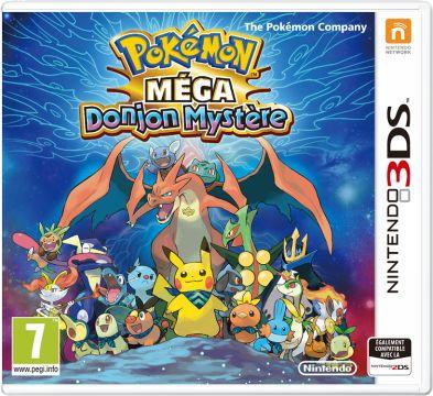 Partez pour une aventure épique dans ce nouvel épisode de la série Pokémon Donjon Mystère et battez-vous aux côtés de puissants Pokémon légendaires et mythiques afin de sauver le monde ! http://gamezik.fr/dans-la-peau-dun-pokemon-pret-pour-sauver-le-monde-dune-terrible-malediction-pokemon-mega-donjon-mystere-le-19-fevrier-2016-sur-nintendo-3ds-2/