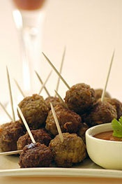 Frikkadels  Frikkadels are like South African meat balls. This recipe is based on a tomato frikkadel.