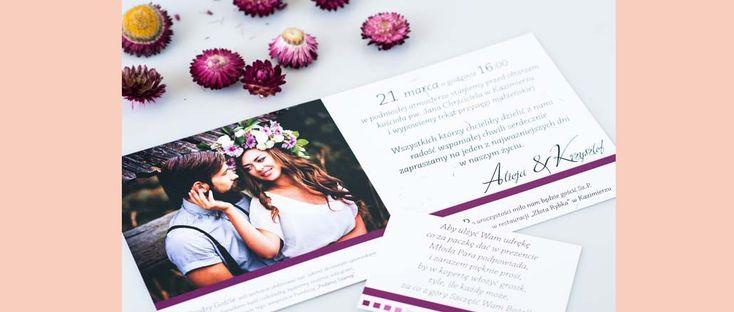 Zapraszanie na ślub – krok po kroku