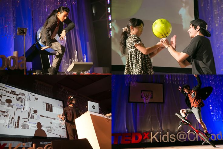 夢を追う大人たちによる、未来を担う子供たちへのプレゼン「TED x Kids @ Chiyoda」