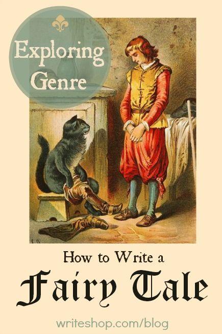 how to write a fiarytale