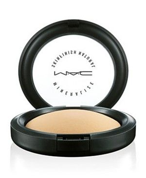 I use this MAC Mineralize Powder Foundation in Medium Plus over the Mineralizer Foundation year round. It has amazing coverage! I carry it in my purse with me to reapply throughout the day for a fresh, natural look.
