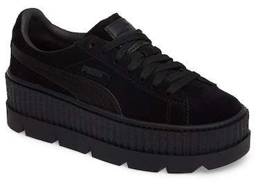 """FENTY PUMA by Rihanna Creeper Sneaker #fentyxpuma #puma #rihanna #sneakers #fashion 