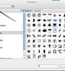 How to Type Symbols Using the ALT Key (with Mac and PC Lists) Includes how to put accents on letters for foreign languages.