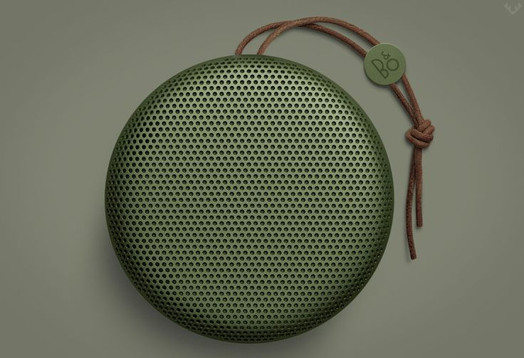 If your adventure involves a soundtrack, than let it play loud and proud with the BEOPLAY A1 Bluetooth Speaker. As only Bang & Olufsen can do, they have brought out the best in portable Bluetooth speakers. Marrying form and function, they designed the...