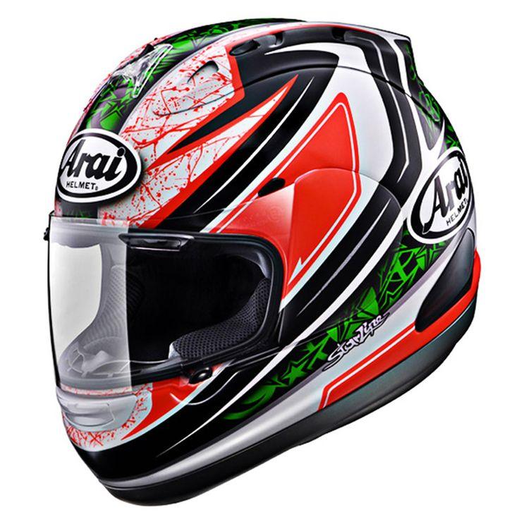 Capacete Arai RX-7 GP Nicky 4