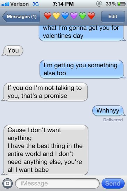 gf bf relationship sms