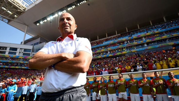Jorge Sampaoli succeeds Edgardo Bauza as Argentina manager