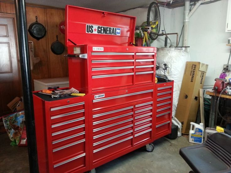 Harbor Freight Custom Garage : Best harbor freight toolbox images on pinterest tool
