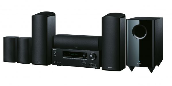 Onkyo HT-S5805 : Ensemble Home-cinéma 7.1 Dolby Atmos, HDCP 2.2...