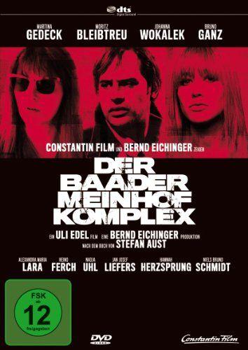 Der Baader Meinhof Komplex - Teil 1 * IMDb Rating: 7,3 (19.733) * 2008 Germany,France,Czech Republic * Darsteller: Martina Gedeck, Moritz Bleibtreu, Johanna Wokalek,