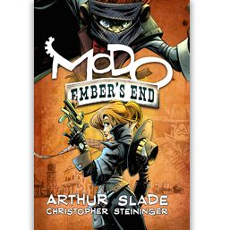 Image of Modo: Ember's End Graphic Novel hardcover (signed)