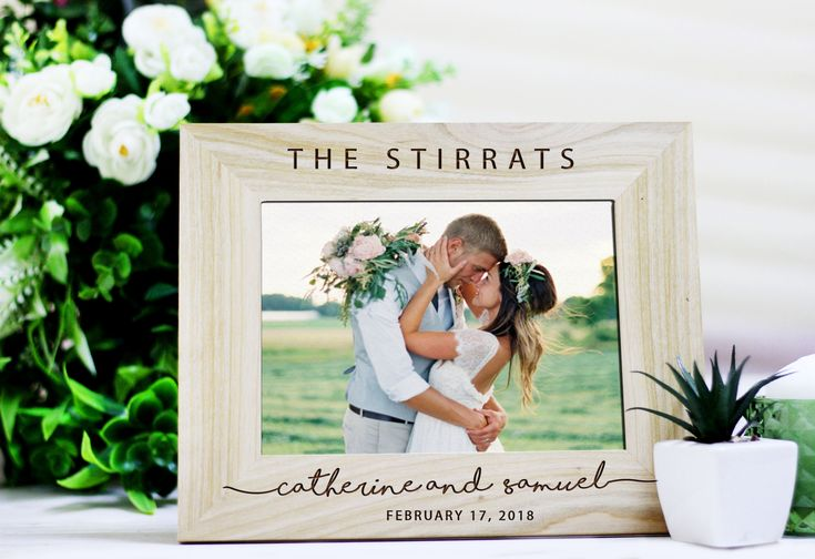 #Rustic #Wedding #Photo #Frame, #Weddinggift  Rustic wedding photo frame, Personalized Wedding Frame, Custom Picture Frame, Personalized Photo Frame, Custom Photo Frame, Wedding Gift, Wedding Photo Frame , Custom Wedding Gift , Wedding gifts for couple , Engraved Photo Frame This Personalized Wedding Frame will give uniqueness to every event in your life, whether it's the first photo of a child, an anniversary, a wedding, just a photo with close friends, or a family, or your favorite pets.