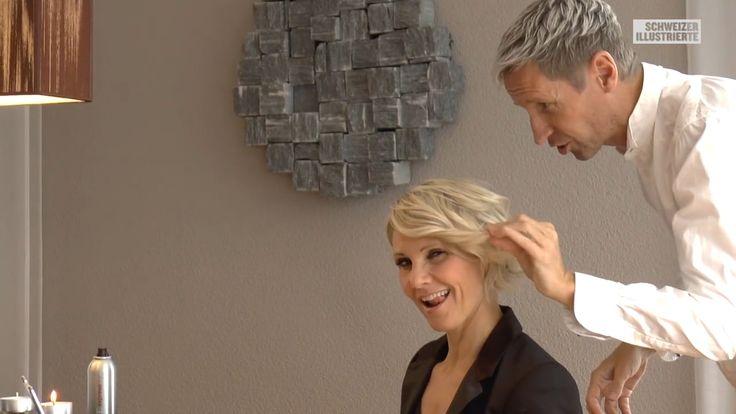 Lifestyletipp 308: Festtagsfrisuren für kurze Haare
