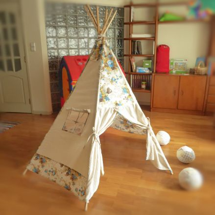 tipi or teepee  love it !!!!