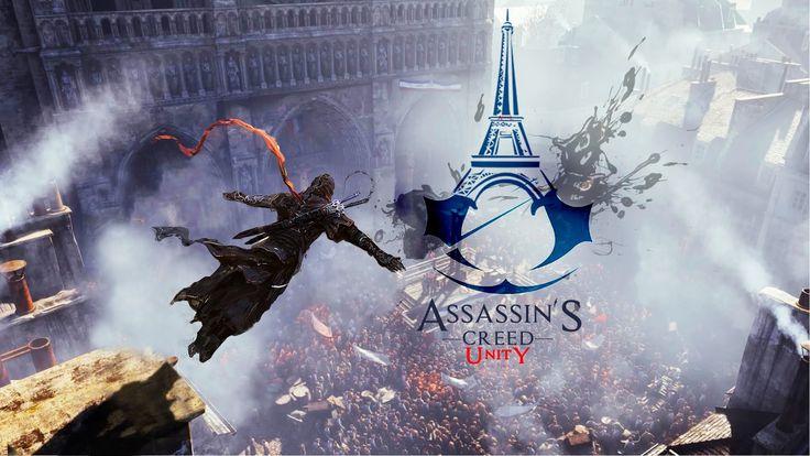 Assassin's Creed новый ролик