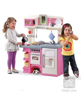 Create & Play Kitchen | Play Kitchens | by Step2