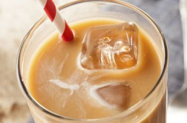 Harmonized Vegan Iced Mocha Recipe