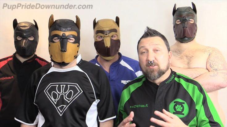 Pup Pride Down Under Leather Craft Workshop