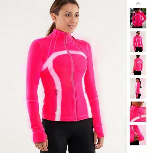 Lululemon Black Friday Sales 2013 Scuba Hoodie Women Orange for sale