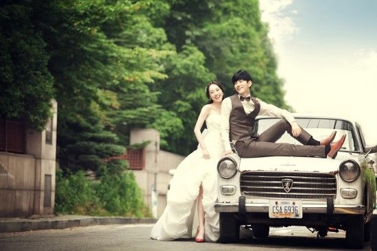 #Korea  #PreWedding