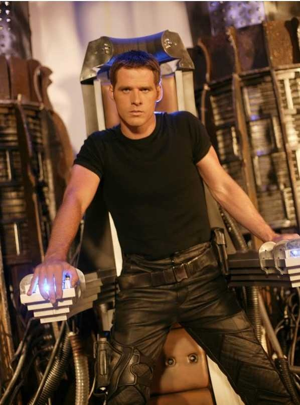 """Ben Browder - Lt. Colonel Cameron Mitchell (Character)   from """"Stargate SG-1"""""""