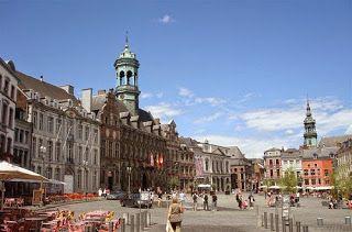2015: Μονς (Βέλγιο)