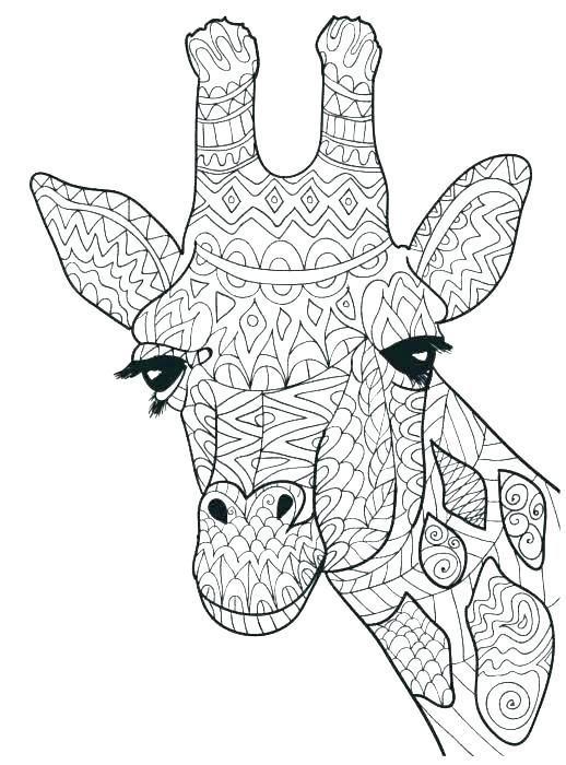 süße giraffe malvorlagen - after school arts & crafts - #