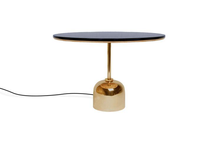 Tray-it Gold Lamp