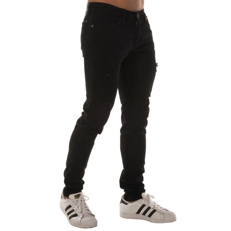 ¿Preferencia por el negro? Encuéntralo en www.edenjeans.com.co👈 .Arma la pinta👊 . .#EdenLaRompe #ProductoColombiano #ModaMasculina #EdénJeans  #jeans #jeannegro #denim