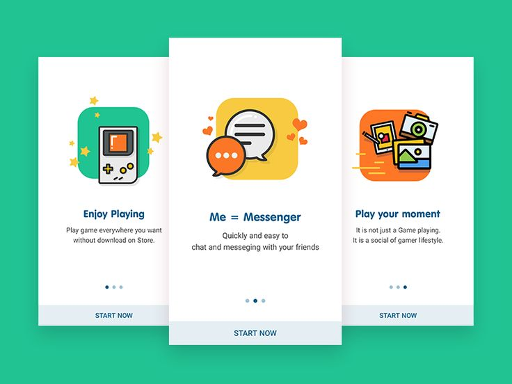 Zing Play - Onboarding Screen by Dux Nguyen
