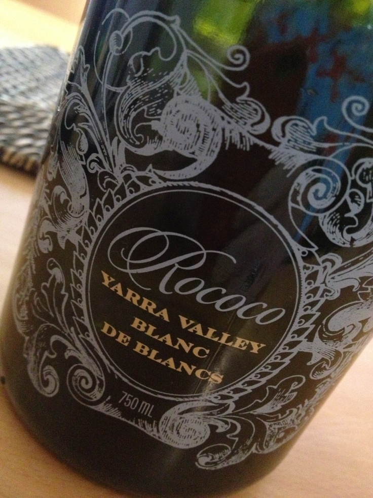 Love starting the evening with a @De Bortoli Wines Rococo blanc de Blancs sparkling. Loads of character and the beautiful packaging always gets lots of comments #wine #sparkling #debortoli $22.00 www.debortoli.com.au