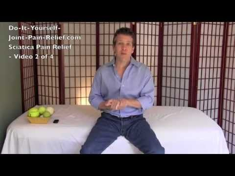 ▶ Sciatica Pain Relief - Video 2 of 4 - YouTube