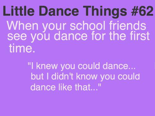 :) Little Dance Things