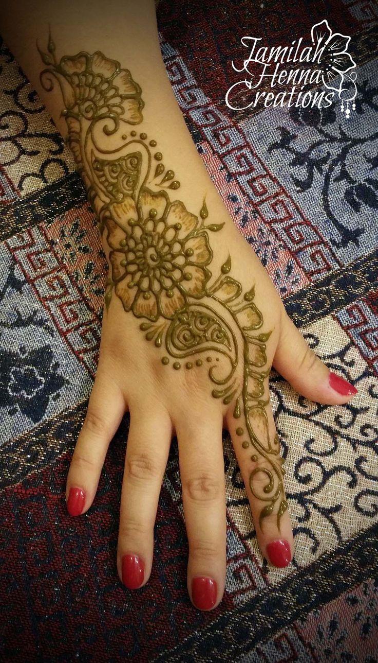 1000 ideas about traditional henna designs on pinterest traditional - Arabic Henna Strip Www Jamilahhennacreations Com