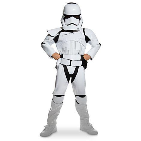 Star Wars: The Force Awakens Stormtrooper Costume For Kids